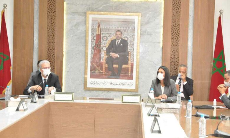 مراكش آسفي : فتاح العلوي تعقد لقاء مع مهنيي القطاع السياحي بالجهة