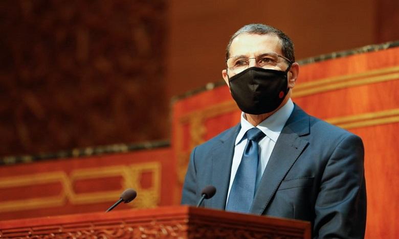 التزم بتوفير لقاح آمن وفعال للمغاربة..العثماني يستعرض بمجلس النواب خطط الحكومة لمواجهة جائحة كوفيد 19
