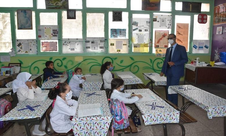 أكاديمية التعليم بجهة الدار البيضاء تفعل إجراءات احترازية إضافية للحد من الإصابة بكورونا