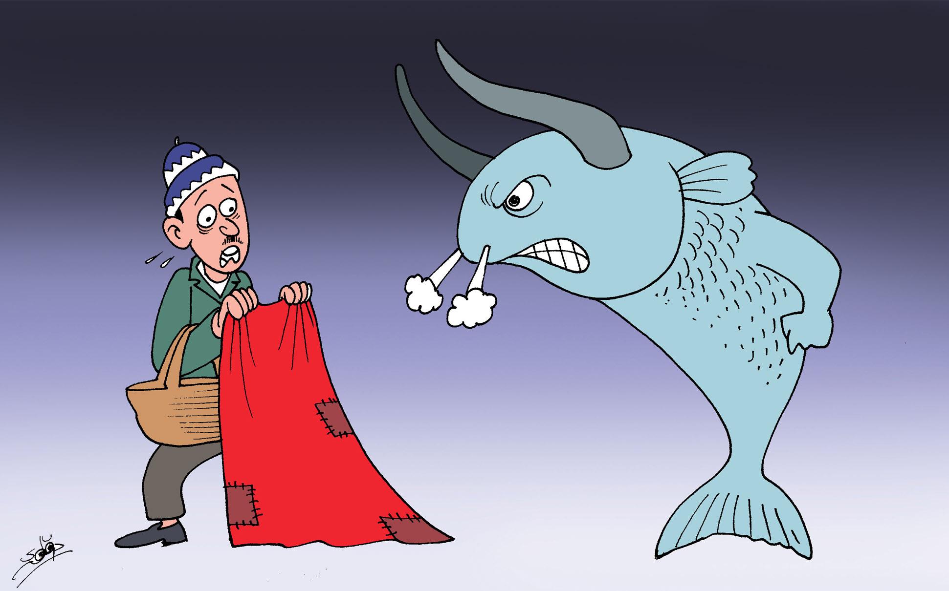 أسعار السمك في رمضان