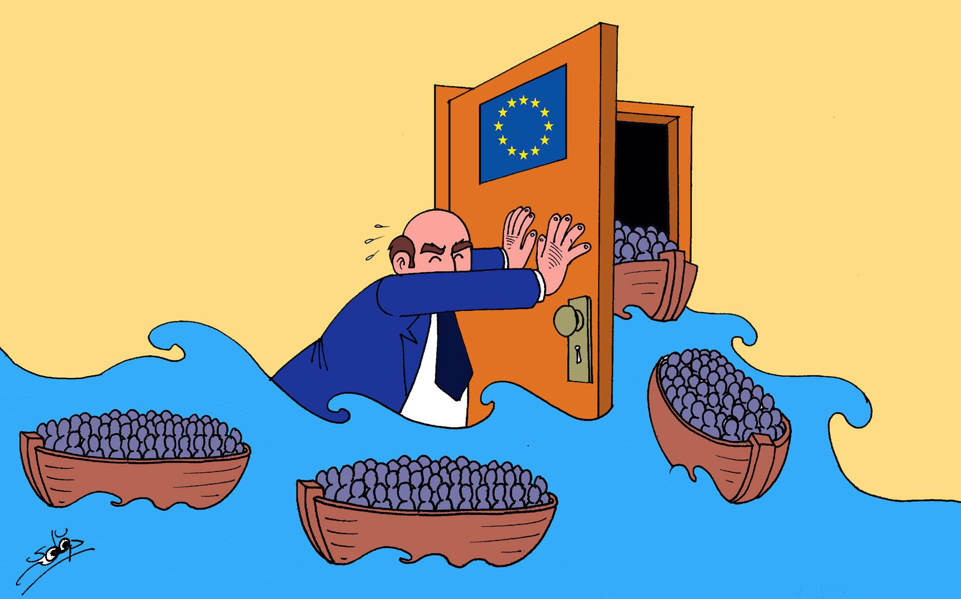 عودة ظاهرة الهجرة السرية