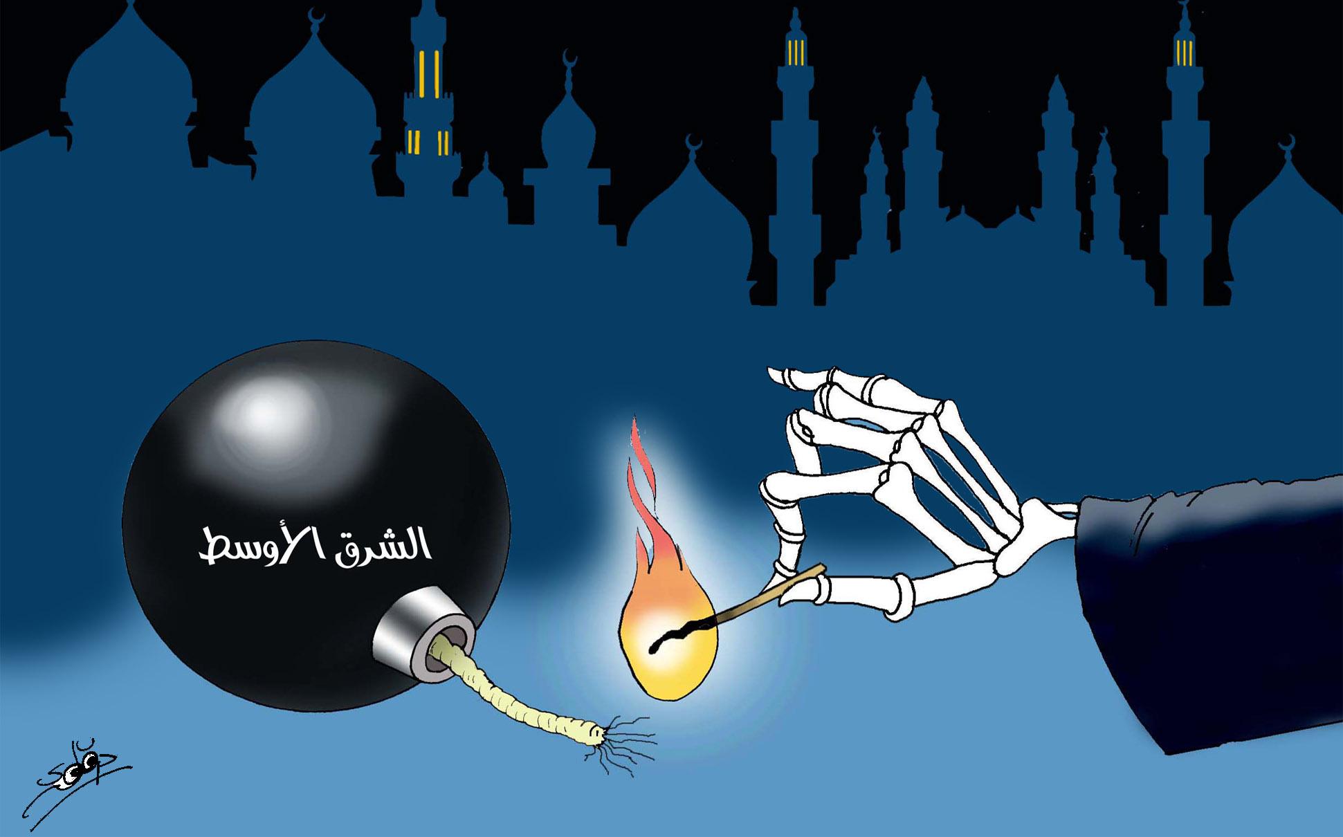 الشرق الأوسط وشبح الحرب