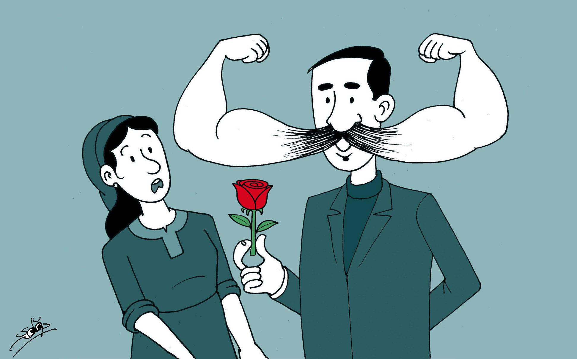 المرأة والمجتمع الذكوري