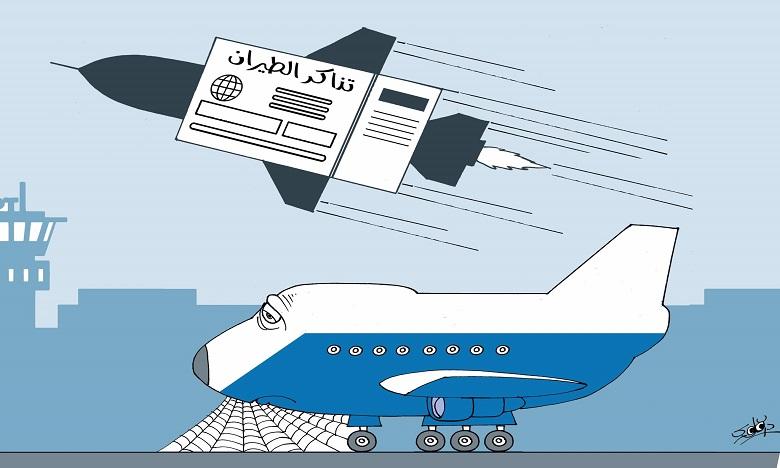 غلاء تذاكر الطيران عالميا