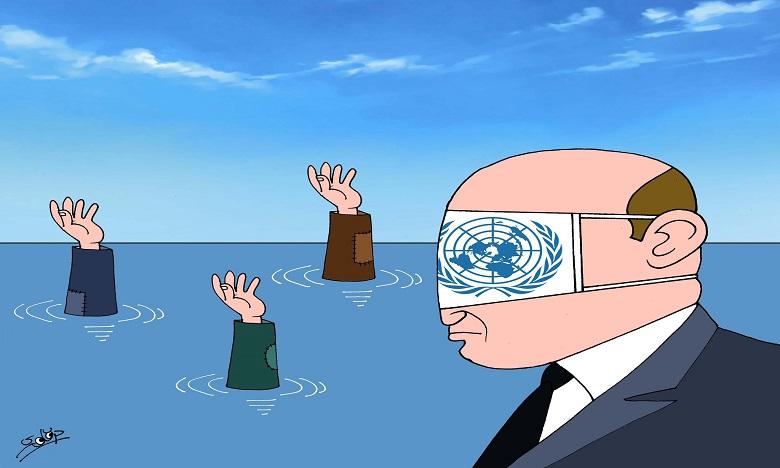 مجلس الامن واللاجئين