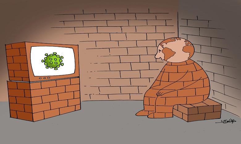 العالم ووباء كورونا
