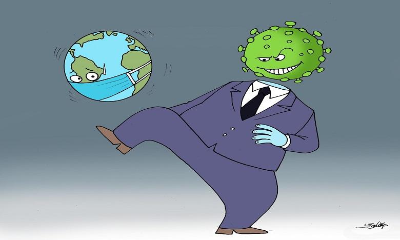 العالم والسيطرة على الجائحة