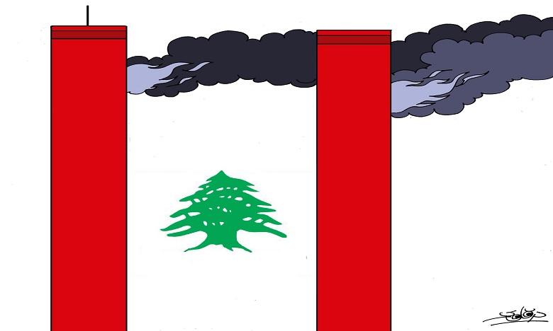 فاجعة لبنان