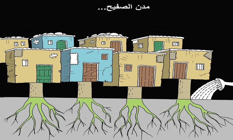 مدن الصفيح