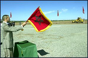 S.M. le Roi donne le coup d'envoi aux travaux d'aménagement de zones touristiques et industrielles à Marrakech