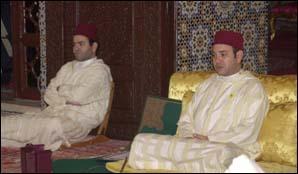 Amir Al mouminine préside une nouvelle causerie religieuse