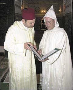 Causerie religieuse : soufisme et généalogie prophétique dans l'histoire du Maroc