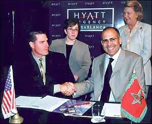 Le secteur privé maroco-américain s'engage pour un nouveau partenariat