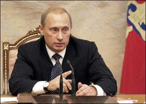Alexandre Volochine contraint au départ : Poutine limoge le chef de l'administration présidentielle russe