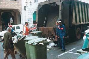 «Six millions de tonnes produits annuellement sont entassés dans 182 décharges non contrôlées»