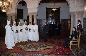 S.M. le Roi Mohammed VI nomme plusieurs nouveaux ambassadeurs