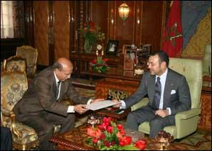 S.M. le Roi reçoit le ministre yéménite des Affaires étrangères
