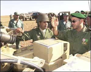 Les Forces Armées Royales fierté nationale au service de la paix