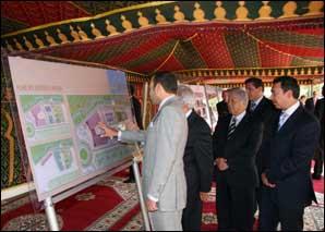 S.M. le Roi préside la signature de deux conventions d'une valeur de 1,4 milliard DH