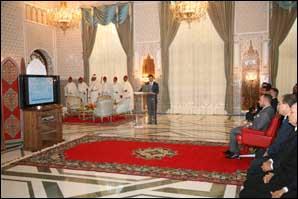 S.M. le Roi s'enquiert du programme 2006/2010 de lutte contre la précarité dans la région de Souss-Massa-Daraâ
