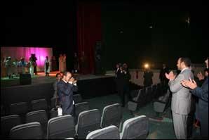 S.M. le Roi inaugure le «Théâtre Mohammed VI» au complexe culturel Roches Noires de Casablanca