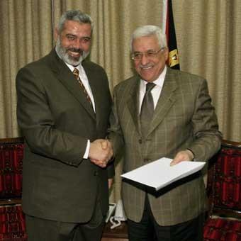 Divergences entre Fatah et Hamas