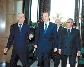 Rabat et Madrid sur la meme longueur d'ondes
