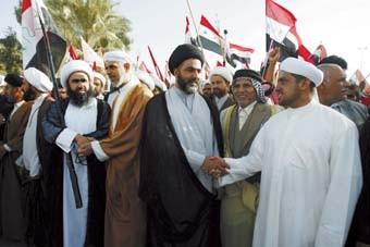 Moqtada Sadr quitte le gouvernement