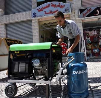 Gaza privée d'électricité