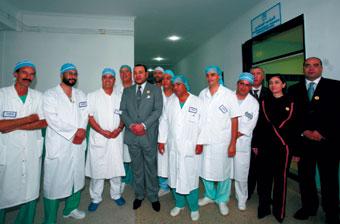 S.M. le Roi inaugure et lance à Safi plusieurs projets économiques, sociaux et culturels