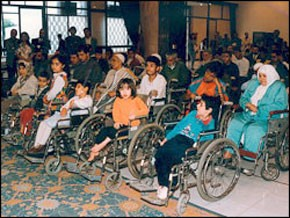 Un regard nouveau sur l'handicape