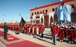 S.M. Mohammed VI préside la signature d'une convention de mise à niveau urbaine de Assa et Assa-Zag au coût de 180.549.000 MDH