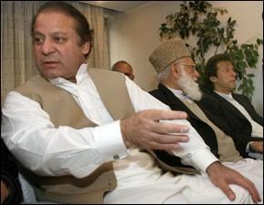 Le parti de l'opposant Nawaz Sharif participera aux législatives