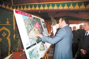 S.M. le Roi  préside la signature d'une convention de 2,511 milliards de dirhams