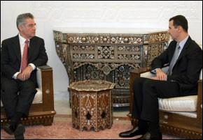 Les présidents syrien et autrichien discutent du Liban et de l'Irak