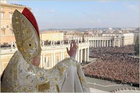 Appels à la paix, inquiétude du Pape