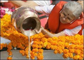 L'Inde commémore sans emphase le 60e anniversaire