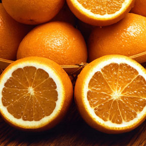 Orange… le fruit de l'hiver
