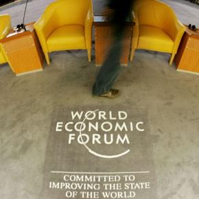 Le gratin de la politique et de l'économie mondiales