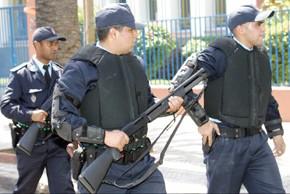 Les services de sécurité démantèlent à Rabat un important réseau terroriste