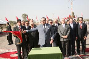 S.M. le Roi lance et conforte des projets touristiques de grande envergure pour 32 milliards de DH
