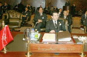 S.M. le Roi appelle à l'unification des positions arabes