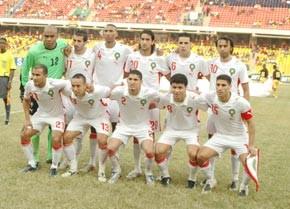 Les maux du football marocain