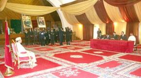 S.M. le Roi préside la signature d'une convention pour le développement d'une station touristique pour un coût de 346 MDH
