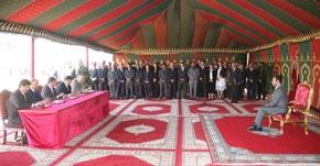 S.M. le Roi a présidé à Sidi Slimane Moul Al-Kifane la signature d'une convention pour la réalisation d'un agropole au coût de 5 milliards de DH