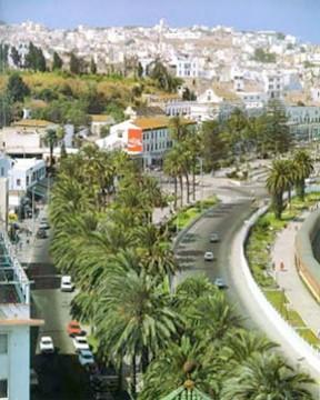 Jumelage de Tanger avec Praia