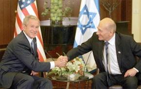 Bush doit dénoncer devant la Knesset les extrémistes