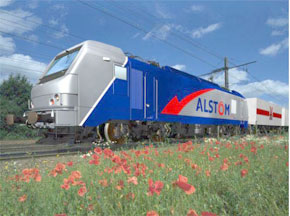 Alstom aurait déboursé 6,8 M de dollars pour faciliter l'obtention d'un contrat de 45 M de dollars portant sur l'extension du métro de Sao Paulo. (Photo : www.amj-groupe.com)