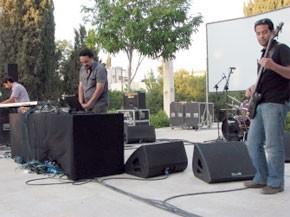 La Jordanie vibre aux rythmes du 1er Festival en plein air