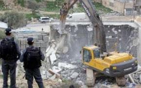 Al-Aqaba, qui compte 300 habitants, est une des localités qui pourraient disparaître à la suite d'ordres de démolition. (Photo : www.info-palestine.net)